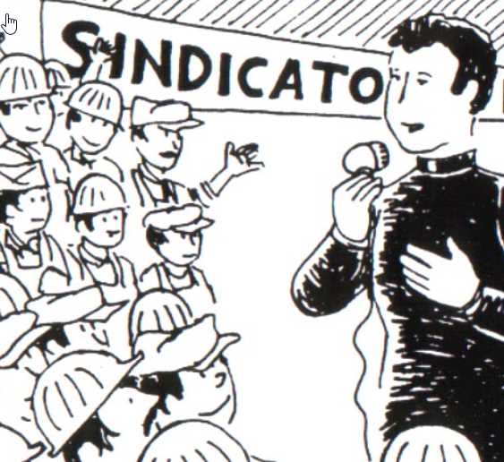 renuncia sindical