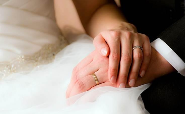esposos casados