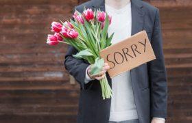 Cartas para pedir perdón